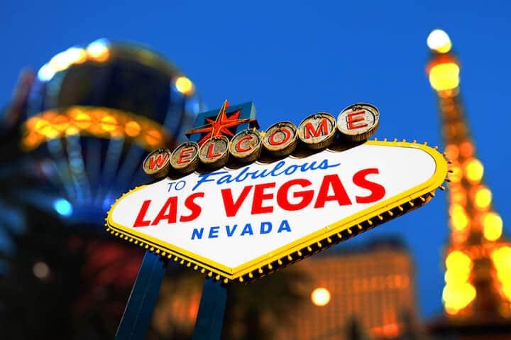 Flitterwochen in Las Vegas | © panthermedia.net / somchaij