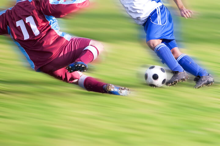 Der Kick am Tipp_ Sportwetten boomen | © panthermedia.net / Jenny Sturm