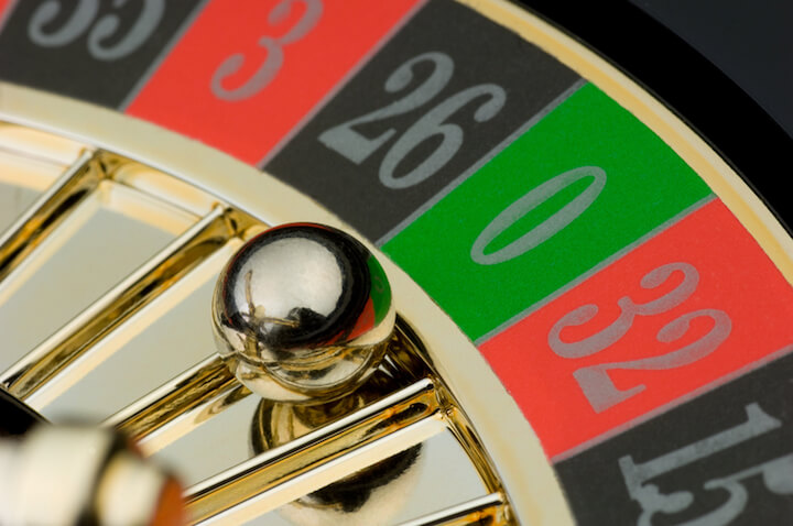 Roulette ist ein beliebtes Spiel im Casino | © panthermedia.net / Harald Richter