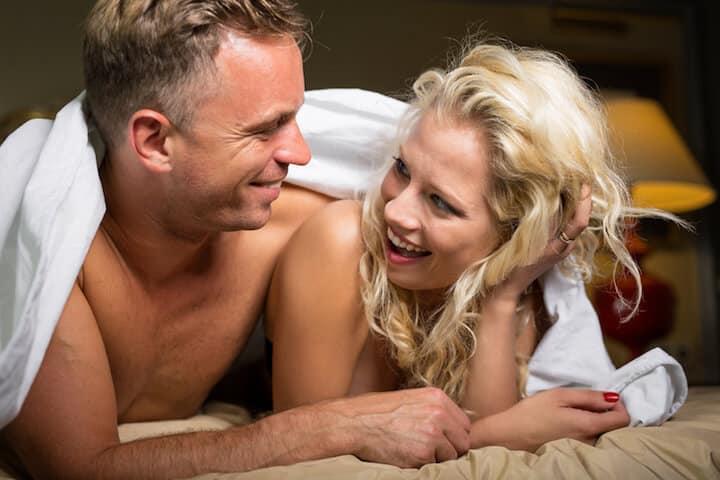 Gesteigerte Potenz fuer ein erfuelltes Liebesleben | © panthermedia.net / grinvalds