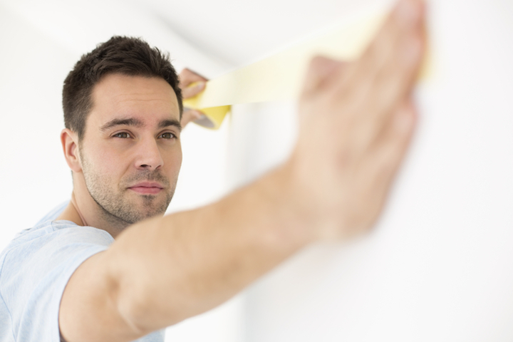 Malerarbeiten gut vorbereiten | © panthermedia.net /londondeposit