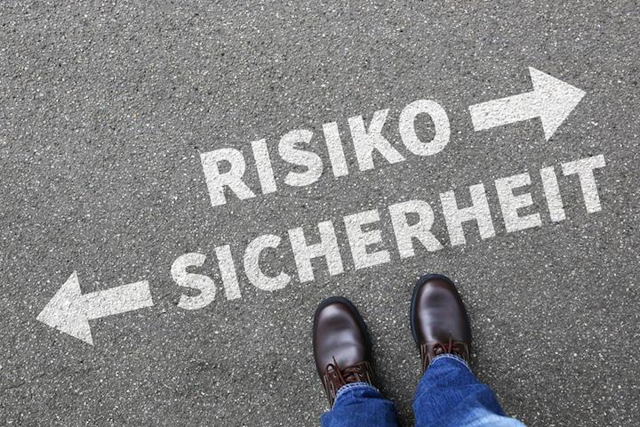 Risiko oder Sicherheit? | © panthermedia.net / Markus Mainka
