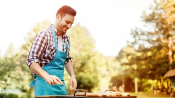 Grillen ist Männersache – Wie du dein heißes Hobby noch persönlicher machst