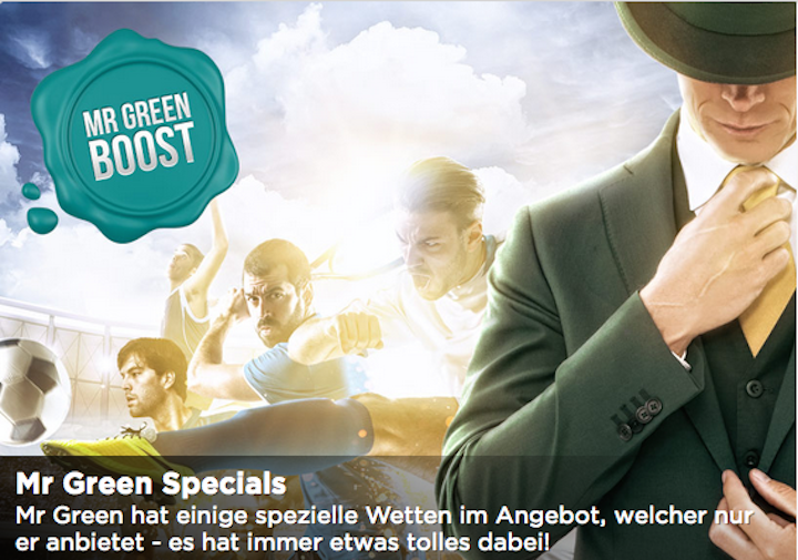 """The Green Casino"" von Mr Green"