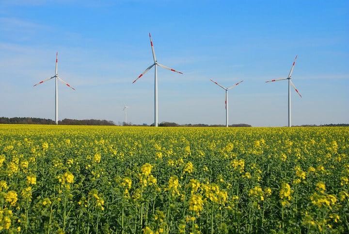 WIndkraftanlagen | © panthermedia.net /Klaus-Dieter Weidemann