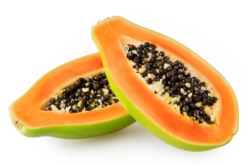 Papaya | © PantherMedia / abramovaelena