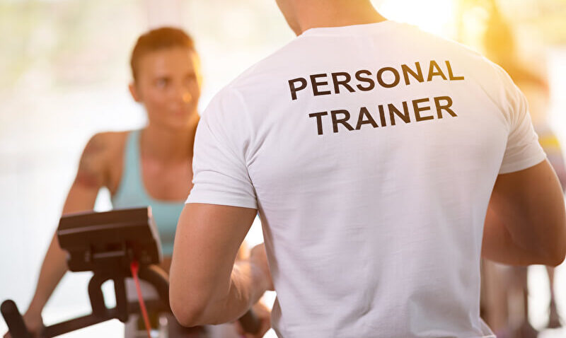 © PantherMedia /luckybusiness | Personal trainer